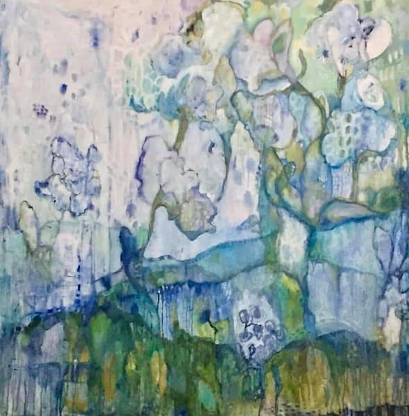 Blue Rhapsody Art | Annie Lockhart Art