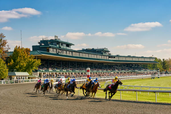 Keeneland - The First Turn