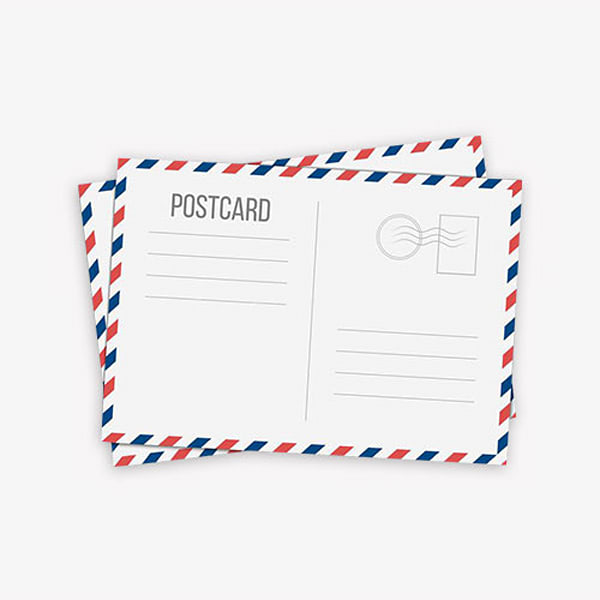 Postcards | Erika Stearly, American Artist