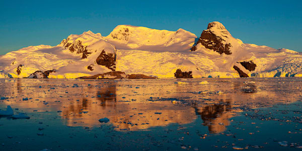 Antarctic Sunset Limited Edition.