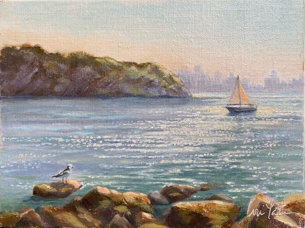 Day Sail To Tiburon Art | Mid-AtlanticArtists.com