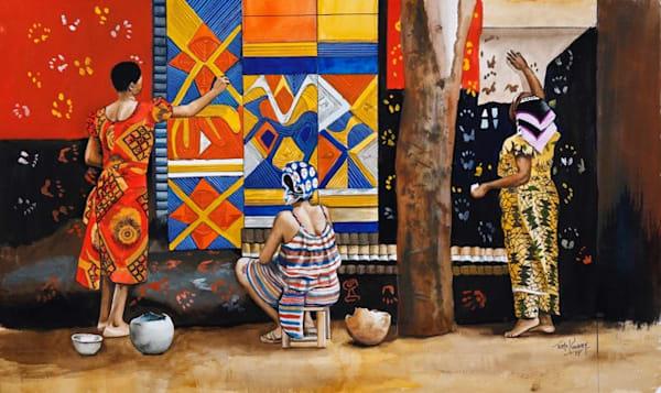 East African Artist Art | Mid-AtlanticArtists.com