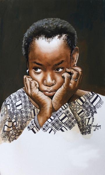 Peul Child Maili Art | Mid-AtlanticArtists.com