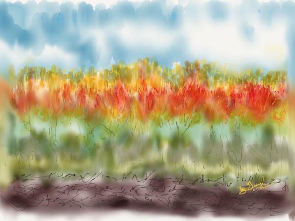 Lu Redhot 01 Art   ART By George!