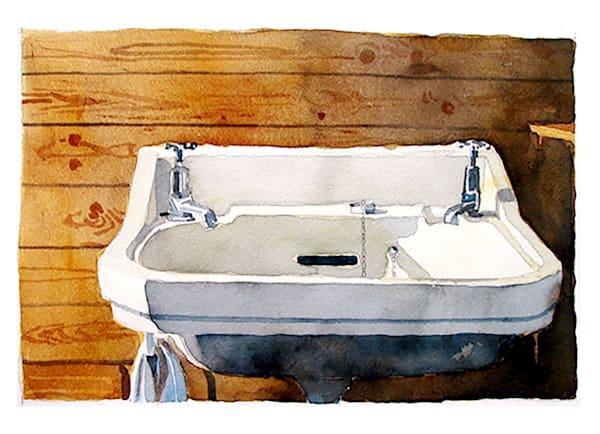 Basin Art | Courtney Miller Bellairs Artist