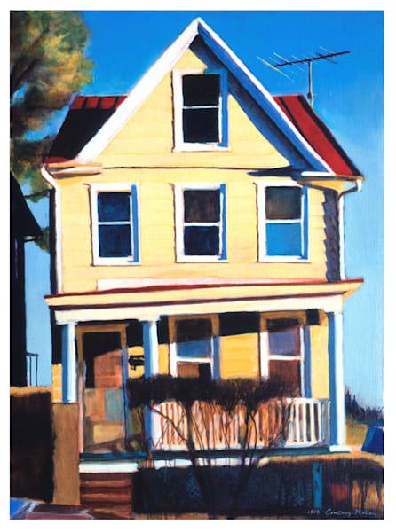 House Art | Courtney Miller Bellairs Artist