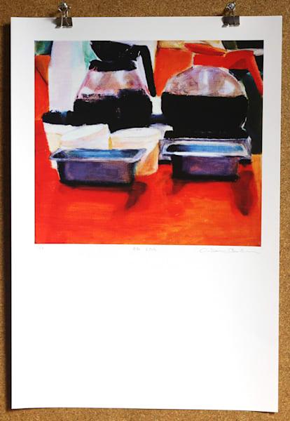 2 Pots Art | Courtney Miller Bellairs Artist