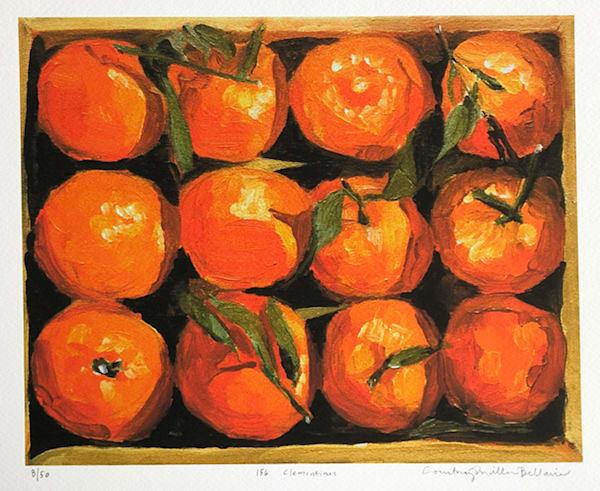 Clementines Art | Courtney Miller Bellairs Artist