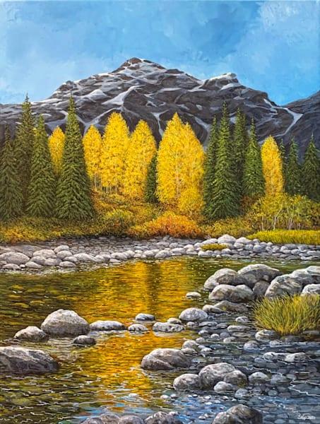 Serenity Art   Skip Marsh Art