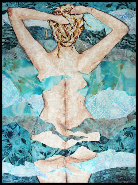 Blonde Don't Look Back by Sharon Tesser