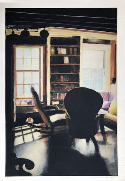 The Room Art | Courtney Miller Bellairs Artist