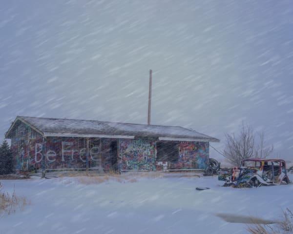 Be Free In Conway, Texas  Art | Jim Livingston Art