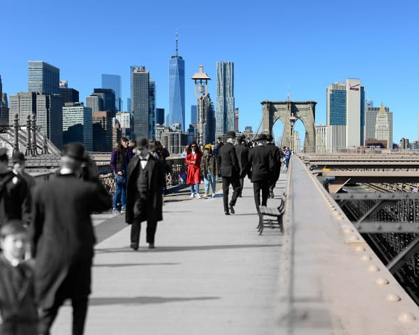 Brooklyn Bridge Ii Art | Mark Hersch Photography