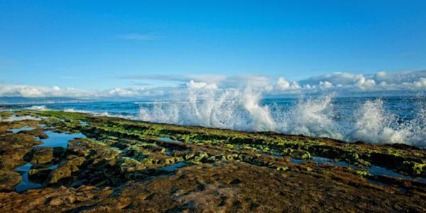 Ho'okipa Low Tide Photography Art | Douglas Hoffman Photography