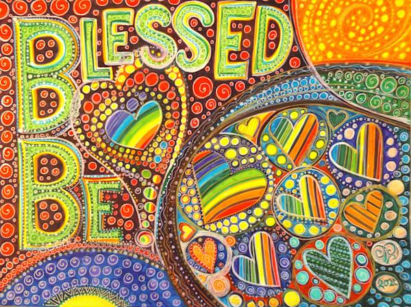 Blessed Be Art   Cynthia Christensen Art