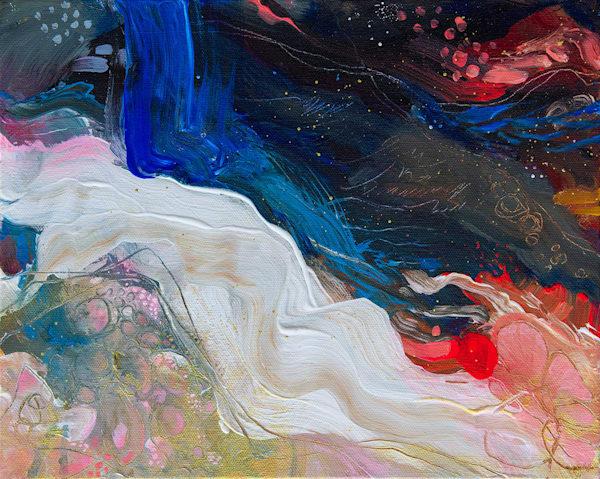 Flow, Original Painting Art   Jessica Hughes Fine Art