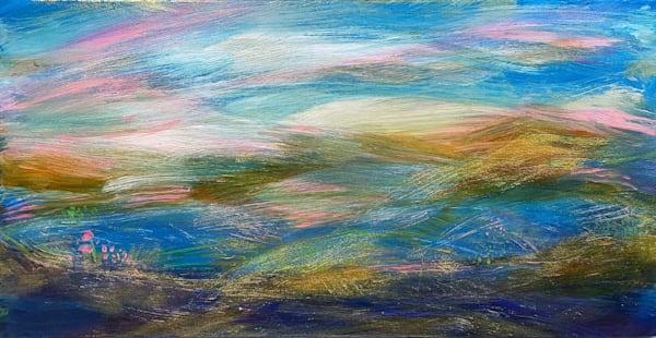 The Light Within, Original Painting Art   Jessica Hughes Fine Art