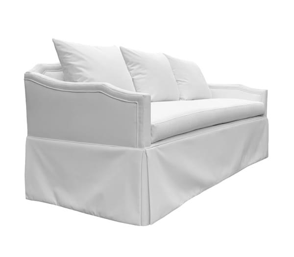 Love Sofa Art | Susan Hopkins Interior Design | Onyx + Ivory