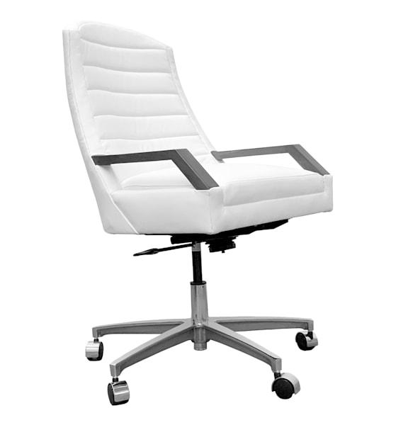 Note Task Chair | Susan Hopkins Interior Design | Onyx + Ivory