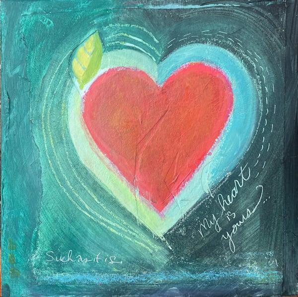 Walk In Love Art | Polly Alice Design