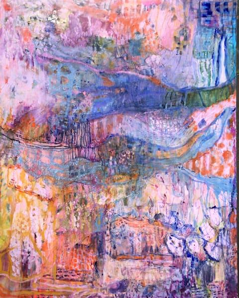 Sunset Art   Annie Lockhart Art