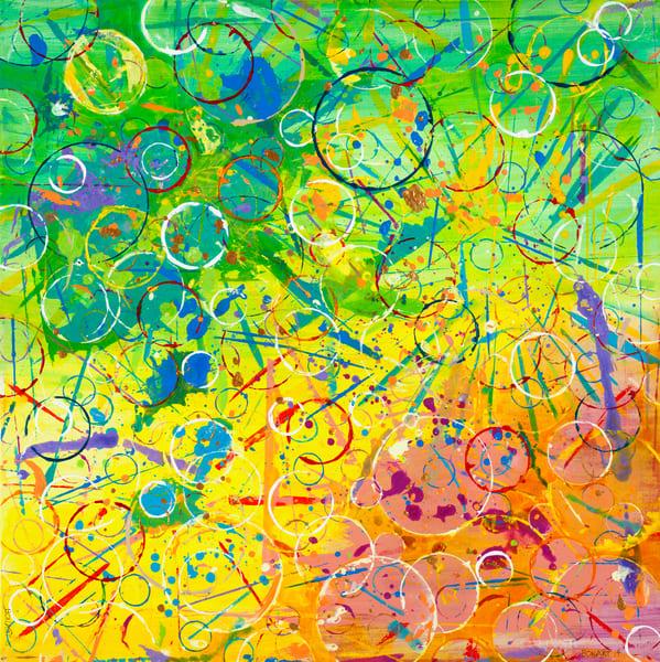 Bubbles  Art   benbonart