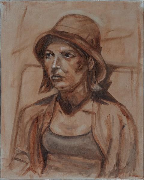Sepiatone Art | Sarah E. McCord- Metaphysical Portraitist