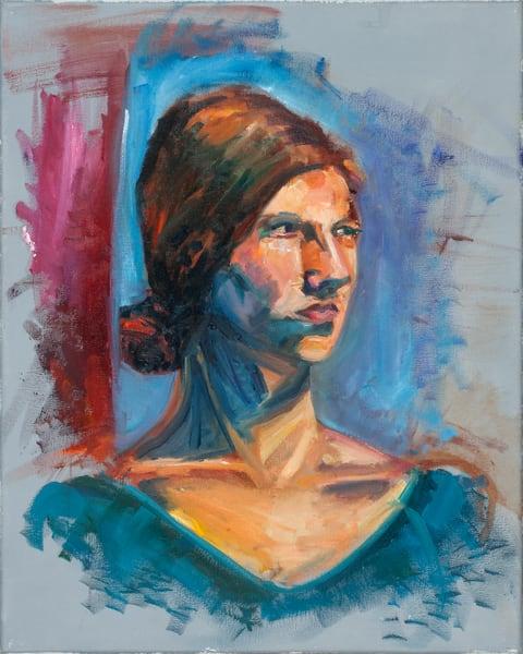 Vivid Art | Sarah E. McCord- Metaphysical Portraitist