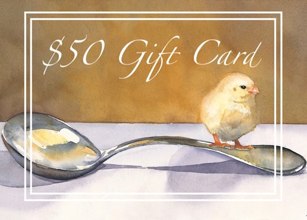 $50 Gift Card | Katherine Rodgers Fine Art