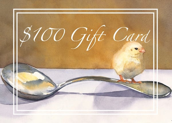 $100 Gift Card | Katherine Rodgers Fine Art