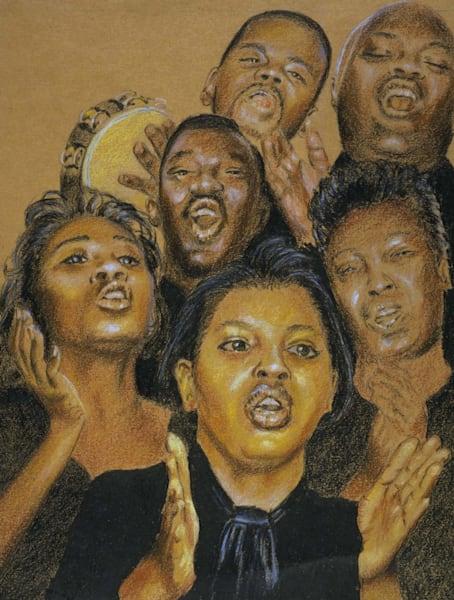 Morning Choir  Art | James Loveless Art