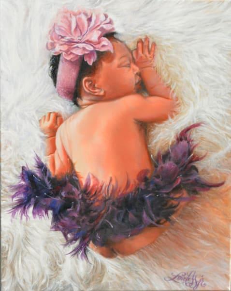 Pretty Baby Art | James Loveless Art