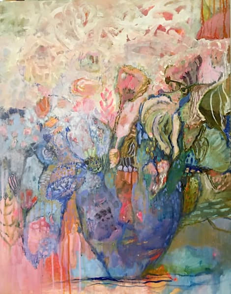 Abundance Art | Annie Lockhart Art