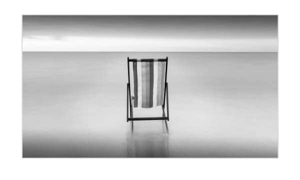 View With A Deckchair Art | Roy Fraser Photographer