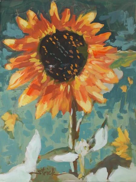 Dix Hill Sunflowers Art | Strickly Art