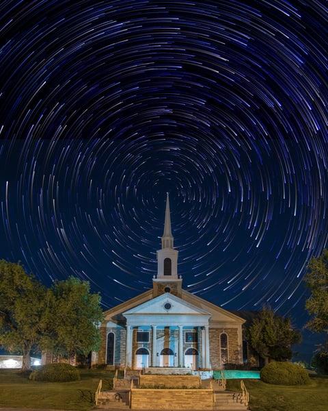 Boys Ranch Chapel Art | Jim Livingston Art