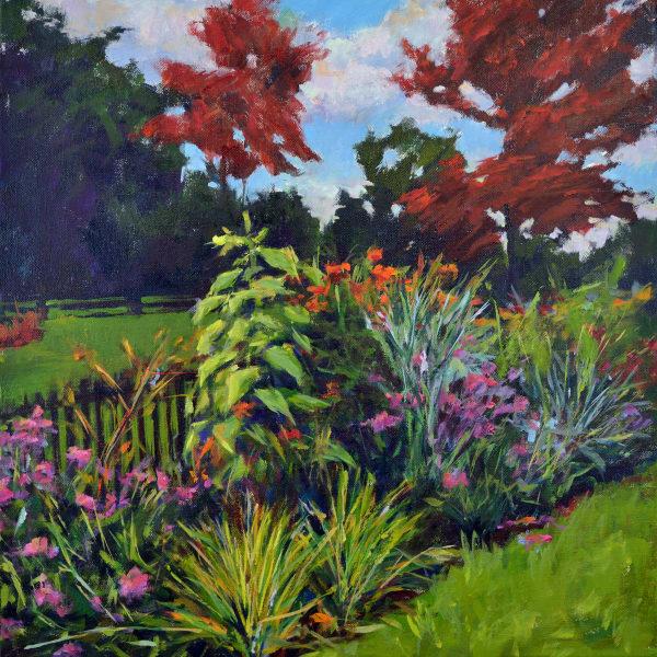 Bartram's Garden Print Art | Jenn Hallgren Artist