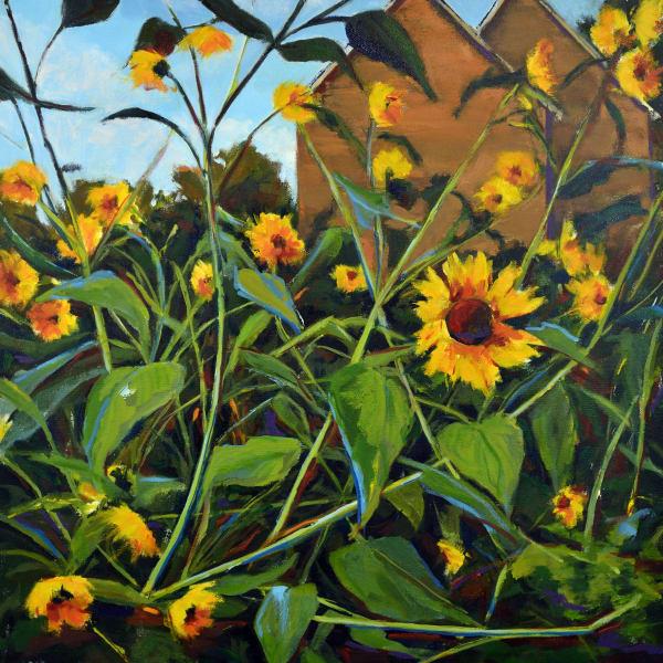Bartram's Garden Ii Print Art | Jenn Hallgren Artist