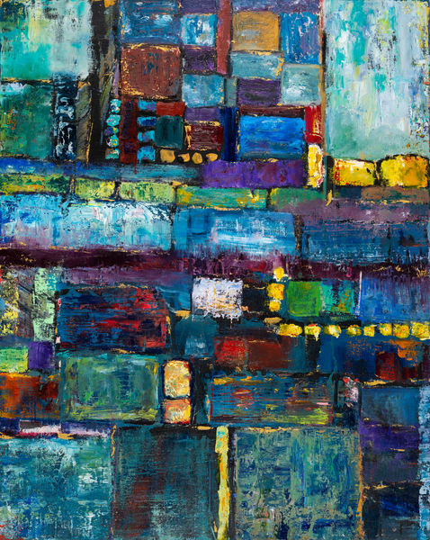 Within The Wall Art | Ruth Feldman Fine Art