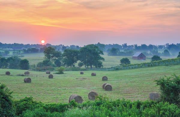 Sunrise Hay7152 Photography Art   Jeff Rogers Photography, Inc.