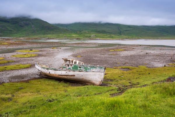 Scotland Boat 0963