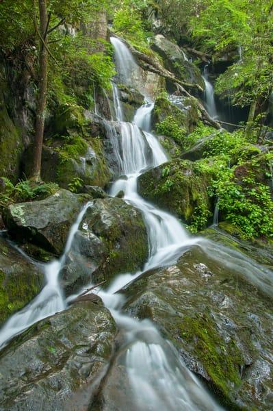 Gatlinburg Waterfall- 5138