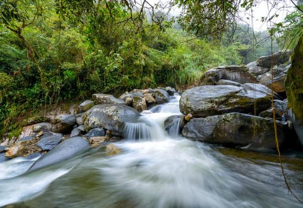 Bolivia Waterfall 5356 Photography Art | Jeff Rogers Photography, Inc.