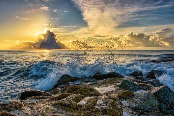 Sunset at Pawleys Island