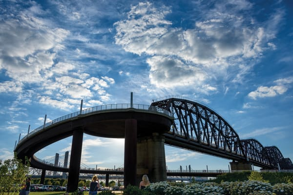 Louisville Big Four Bridge 4083
