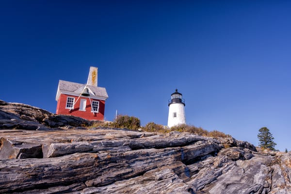 Maine Pemaquid Lighthouse2174 Photography Art | Jeff Rogers Photography, Inc.