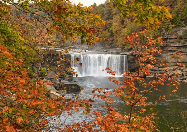 Autumn at Cumberland Falls 1010331full