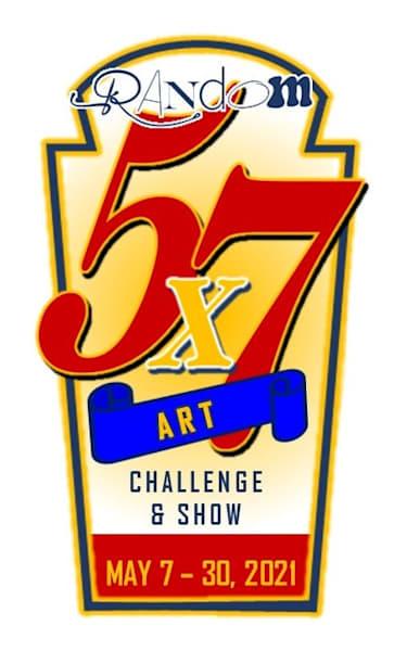 Random 5x7 Art Challenge & Show