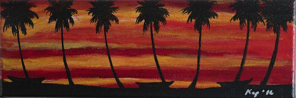 Kap Te O Tafiti   80 B Art | Kap Culture & Arts