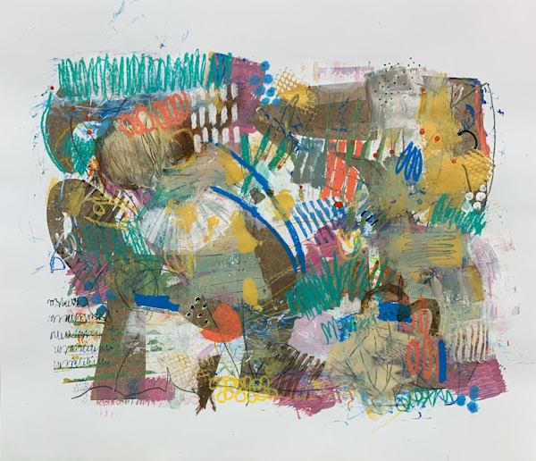 Exuberance Art | Julie Brown Art